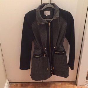 Laundry Grey and Black Coat
